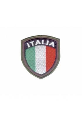 Ecusson Drapeau Italien brodé DEFCON 5
