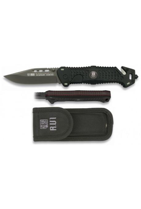 Couteau Pliant RUI avec signalisation nocturne