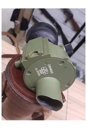 lunette de tir mortier russe