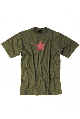 T-SHIRT ′RED STAR′ VA