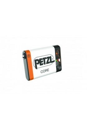 Batterie rechargeable Petzl Core pour Tactikka, Tactikka + ou Tactikka +RGB