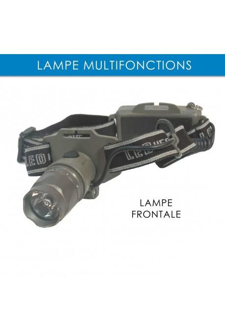 LAMPE TORCHE MULTI FONCTIONS 3 EN 1