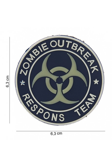 PATCH 3D ZOMBIE OUTBREAK RESPONS TEAM