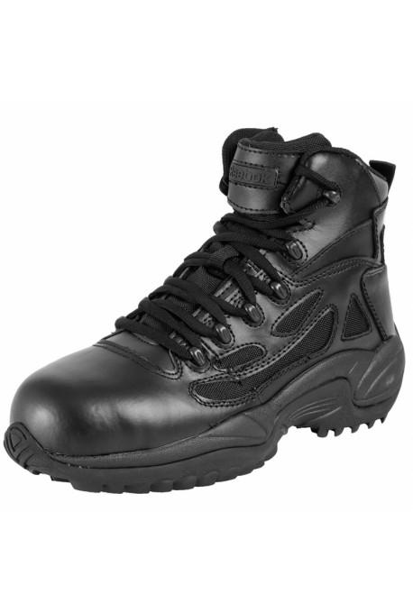 Chaussures reebok rapid response 6.0 black 1 zip coque