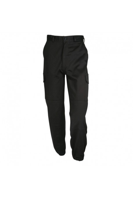 Pantalon F2 satin kaki ou noir