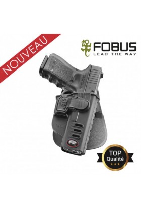 Holster rigide polymère pour Glock - Rétention active index