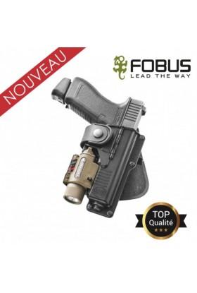 Holster rigide polymère pour Glock 17/22/31 - Rétention passive