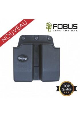 Double porte chargeur pour Glock 17 / 19