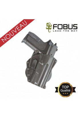 Holster rigide polymère pour SIG SP2009/2022 rétention active index