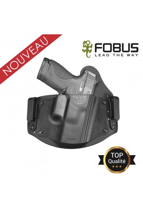 Holster port discret universel pistolet taille moyenne