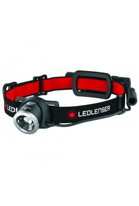 Lampe frontale rechargeable H8R LED noir - 600 Lumens
