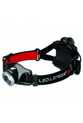 Lampe frontale rechargeable H7R.2 LED noir - 300 Lumens