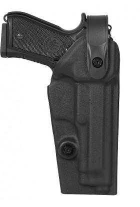 Holster Vegatek Duty VKD8 pour droitier H&K SFP9 noir