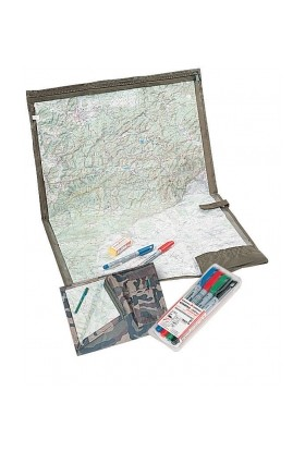 Porte carte état major camouflage