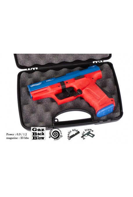 Walther - P99 Spécial FFT - GBB - 6mm - 1J