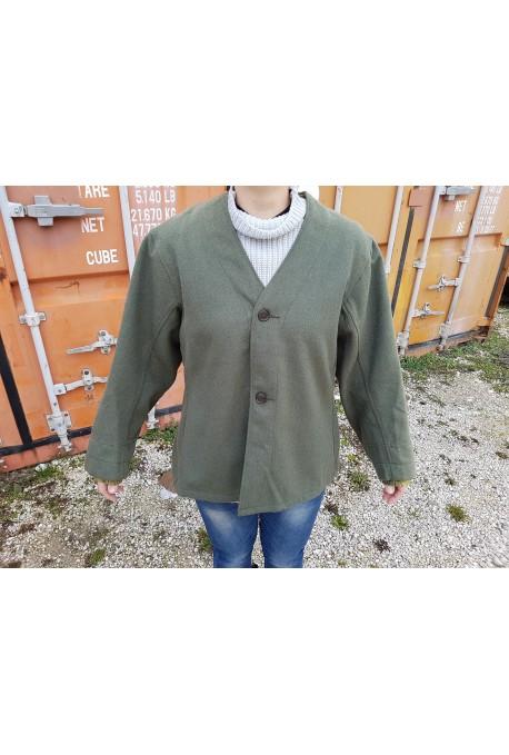 Veste d'intérieur pure laine