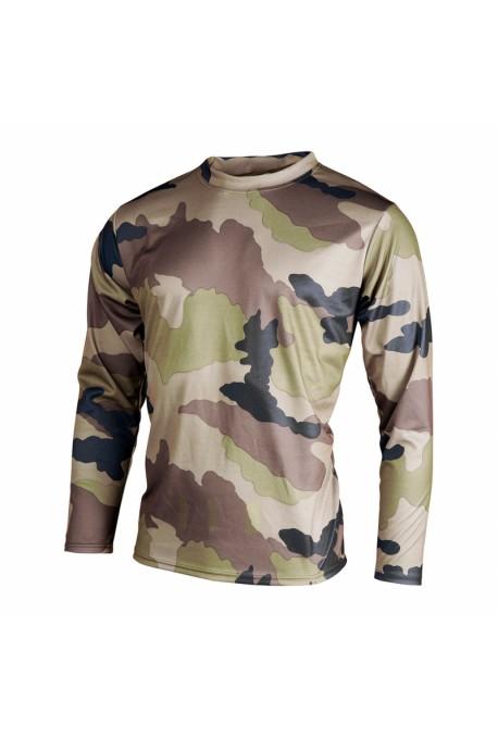 T shirt dry clim manches longues