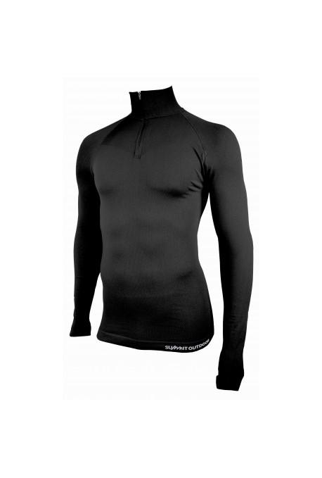 Tee-shirt thermorégulant Technical Line avec zip