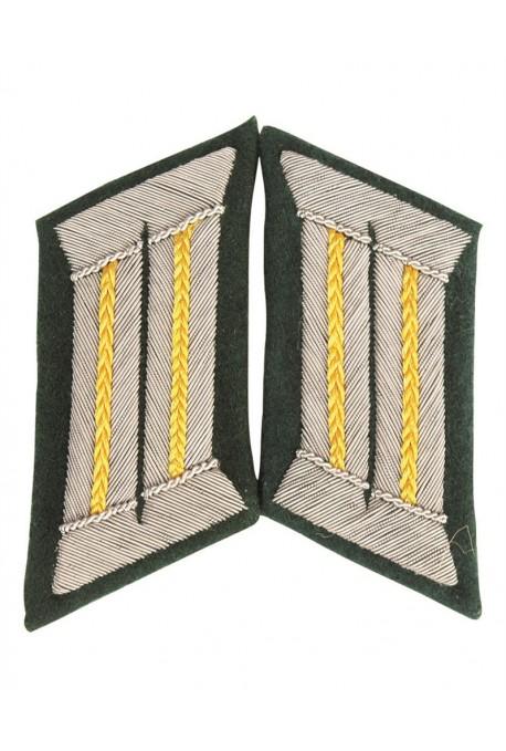 Pattes de col Officier WH