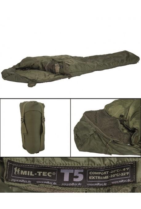 Sac de couchage 2 zip -20°c confort