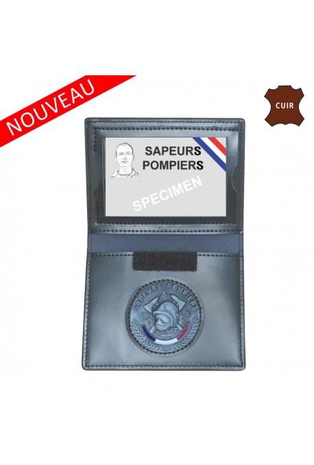 Porte-carte format CB Médaille Sécurité