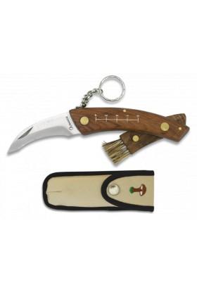 Couteau pliant À CHAMPIGNON. Etui. Lame 7.5 cm