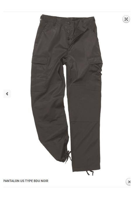 Pantalon M65 uni