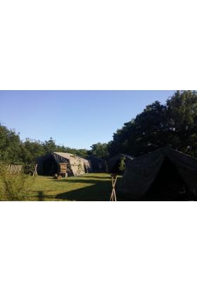 tente militaire armée française 10m/5m