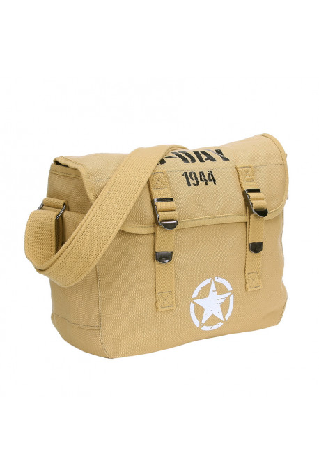 Musette toile D DAY 1944