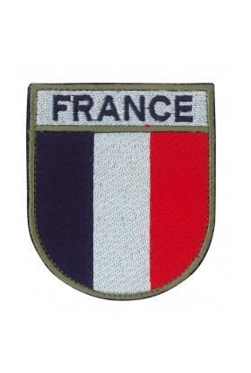 Ecusson de Bras France haute visibilité