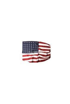 Drapeau USA original 100% coton 48 étoiles