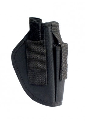 Etui ceinture en cordura noir