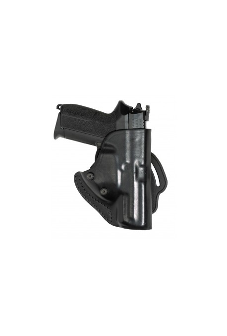 Holster cuir VEGA à rétention Sig Pro 2022 droitier/gaucher