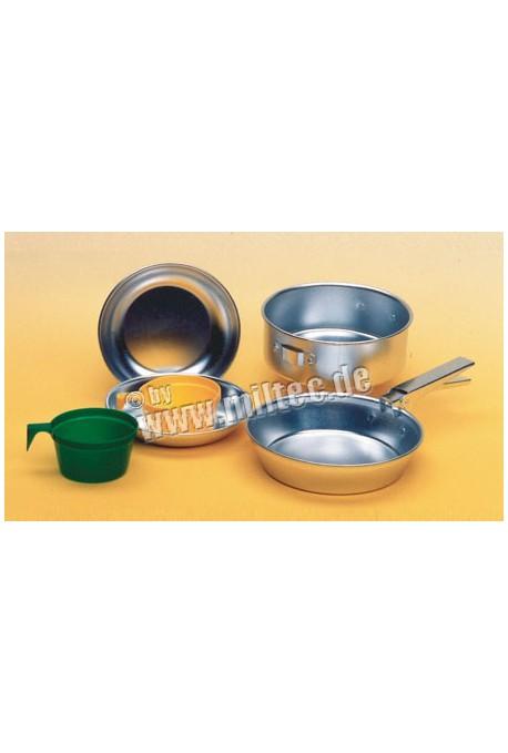 Set gamelles de cuisine et accessoires 2 pers.