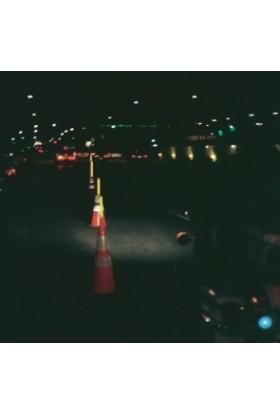 Bâton lumineux cyalume pour cône de signalisation