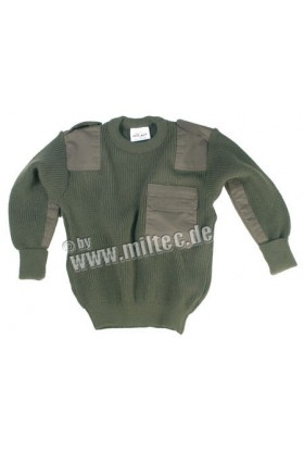 PULL-OVER COMMANDO KIDS PAN VA