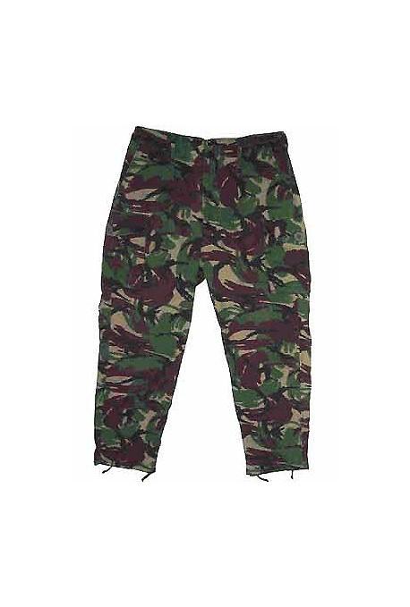Pantalon anglais camo usagé