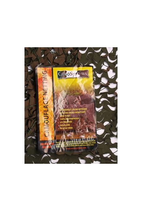 Filet de camouflage 3x6m