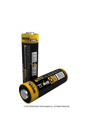 Batterie rechargeable pour lampe tactique Brite Strike