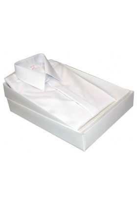 Chemise blanche de cérémonie