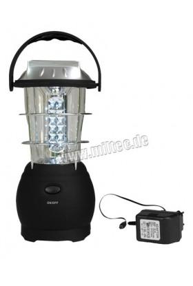 Lanterne 3 fonctions solaire