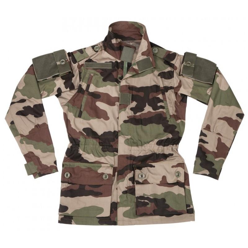 Veste t4 de combat ripstop camouflage - Treillis militaire occasion ...