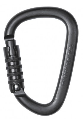 Mousqueton grande capacité WILLIAM triact lock PETZL