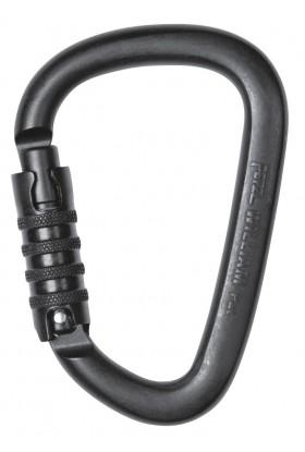 Mousqueton grande capacité WILLIAM triact lock PETZL