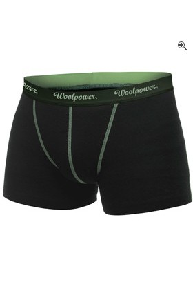 Boxer woolpower/ullfrotte Lite pour homme