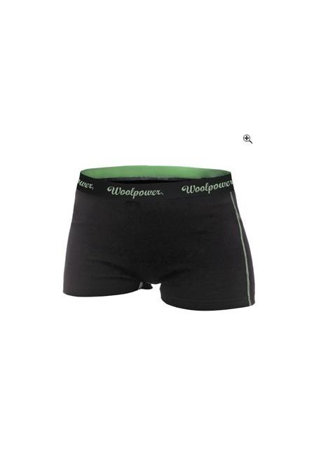 Boxer woolpower/ullfrotte Lite pour femme