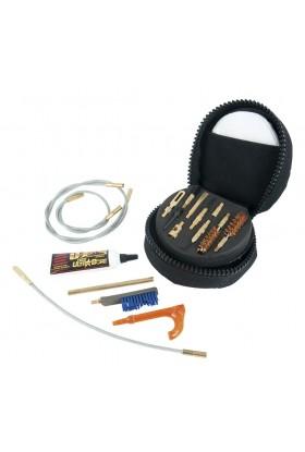 Kit nettoyage pour arme .223CAL/5.56 mm & 9mm au .45CAL