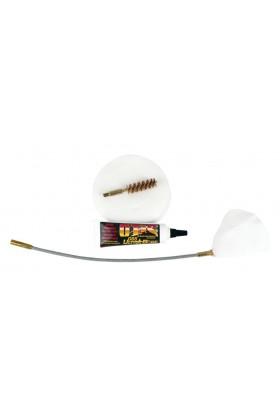 Micro kit nettoyage pour arme 9mm au .45cal