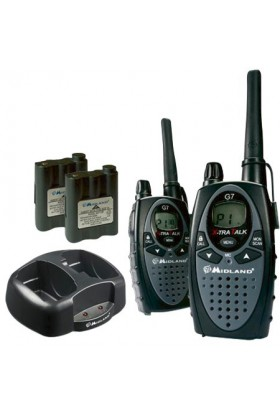 Pack blister de 2 radios GM7