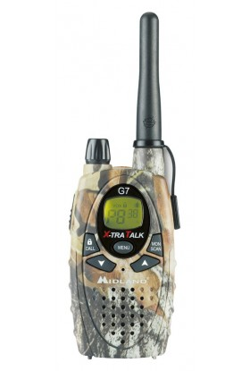 Radio G7 camouflage